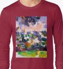 1906 - Paul Cezanne - The Garden at Les Lauves T-Shirt