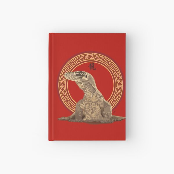 Year of the Dragon Hardcover Journal