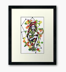 Horoscope Framed Print