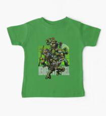 TURTLE POWER! Kids Clothes