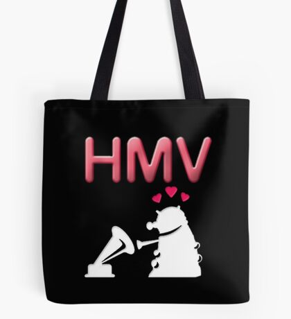 His Master's Voice Tote Bag