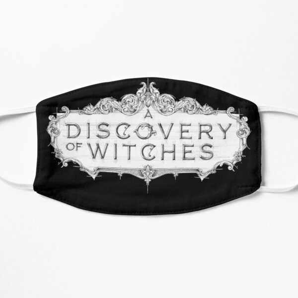 A Discovery of Witches Flat Mask
