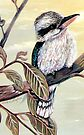 The Charming Kookaburra by Linda Callaghan
