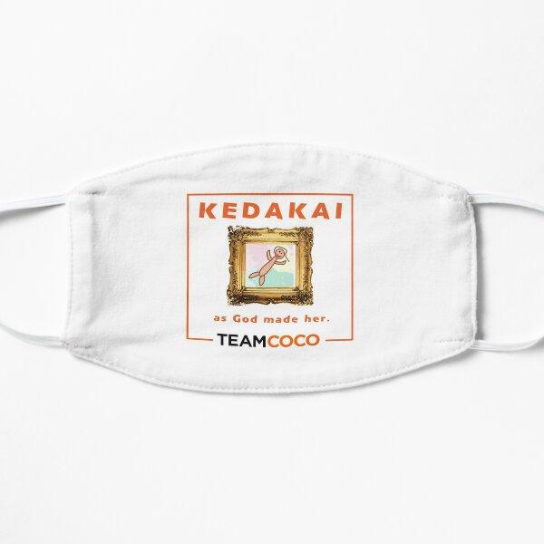KEDAKAI! AS GOD MADE HER. Flat Mask