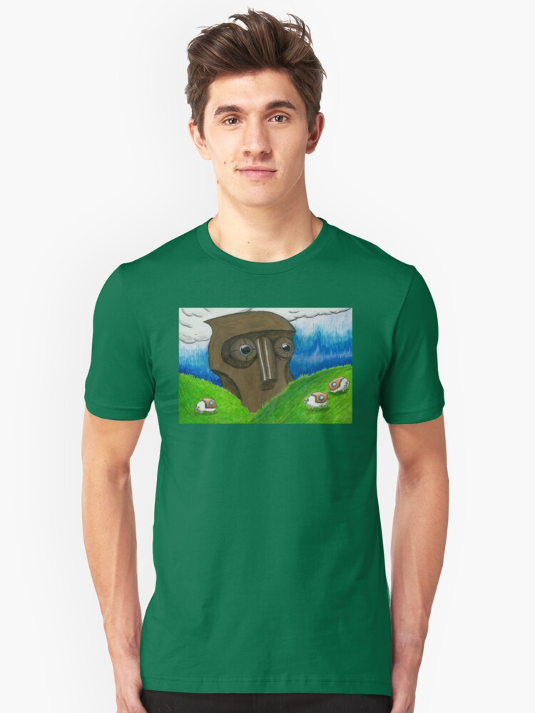 Do Androids Dream of Electric Sheep Unisex T-Shirt Front