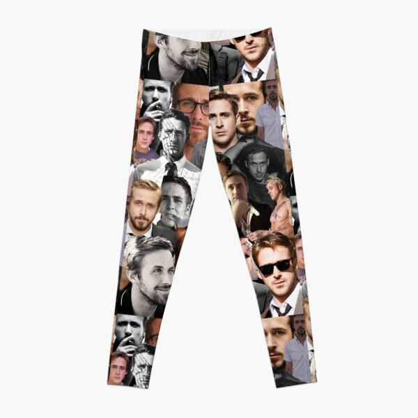 Ryan Gosling Collage Leggings