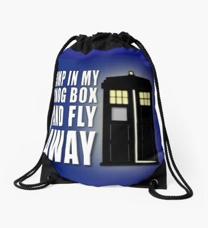 Snog Box Drawstring Bag