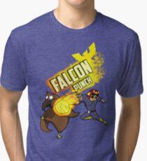 FALCON PUNCH! Tri-blend T-Shirt