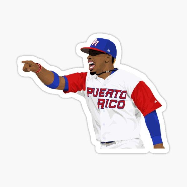 Francisco Lindor WBC Sticker