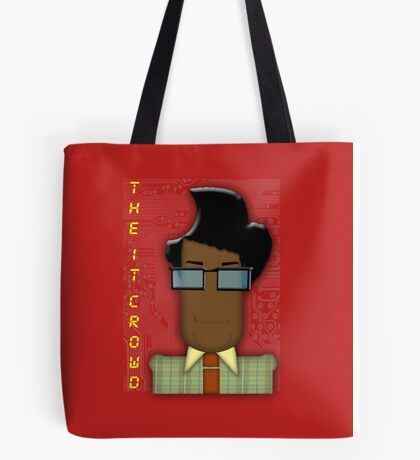 it crowd tee Tote Bag