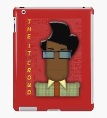 it crowd tee iPad Case/Skin