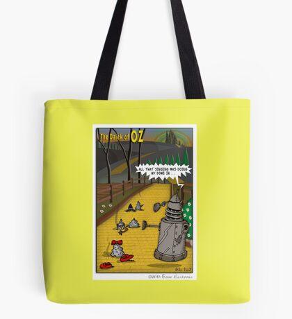 The Dalek Of OZ Tote Bag