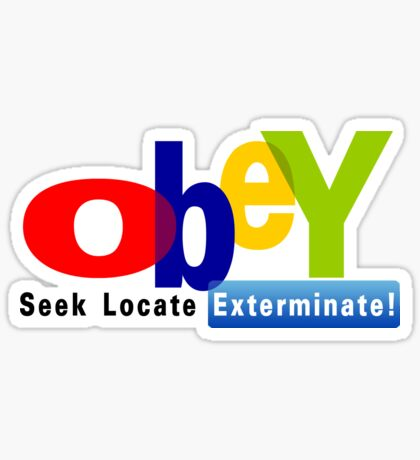 Obay  Sticker