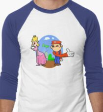 Princess Peach is in da' castle! T-Shirt