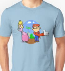 Princess Peach is in da' castle! T-Shirt