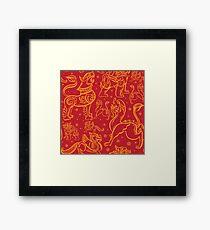 Feng Shui Framed Print
