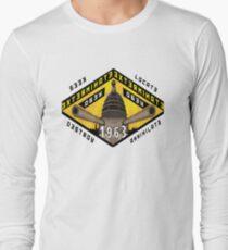Battleship Dalek 1963 Long Sleeve T-Shirt