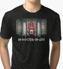 Dalek Pope XVII Tri-blend T-Shirt
