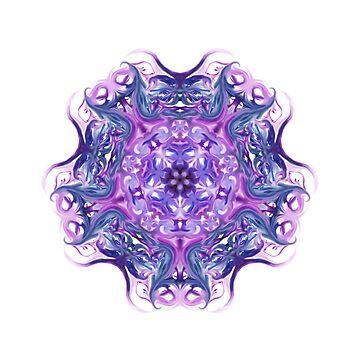 Magic mandala by Myotis