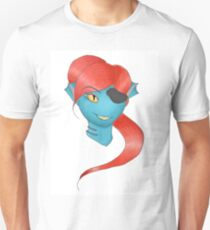 Undertale Undyne the Undying T-Shirt