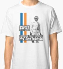 Steve McQueen Le Mans  Classic T-Shirt