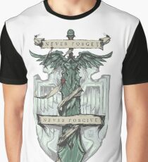 Dark Angels - Never forget, Never forgive Graphic T-Shirt