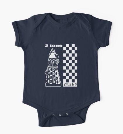 Two Tone Dalek Kids Clothes