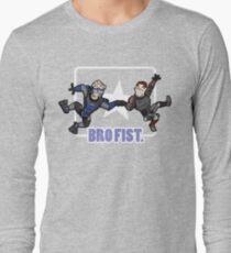 Bro's 4 life - Mass Effect Long Sleeve T-Shirt