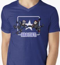 Bro's 4 life - Mass Effect Mens V-Neck T-Shirt