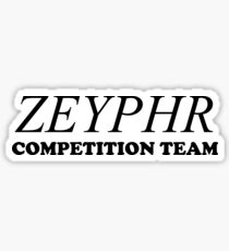 Zephyr Competition Team – Lords of Dogtown, Z-Boys Sticker