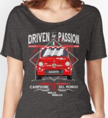 FIAT ABARTH 500 Women's Relaxed Fit T-Shirt