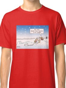 An Ood in Winter Classic T-Shirt