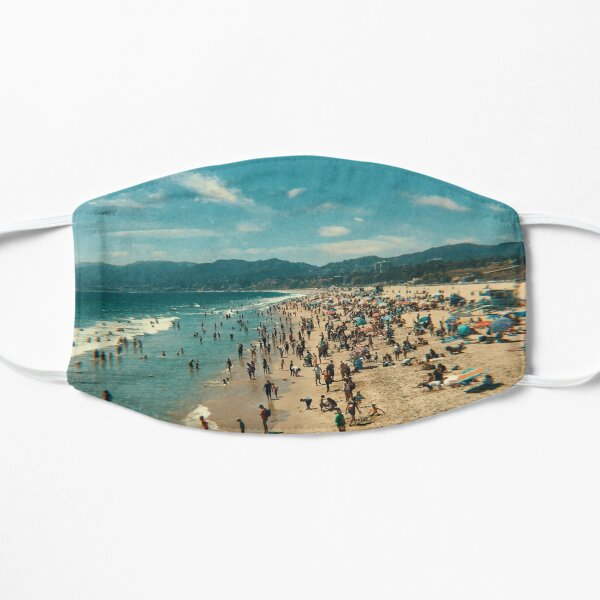 A Day at the Beach Mask