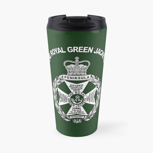 The Royal Green Jackets Collection 2 Travel Mug