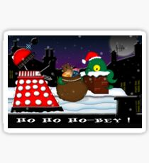 Ho ho ho-bey! Sticker