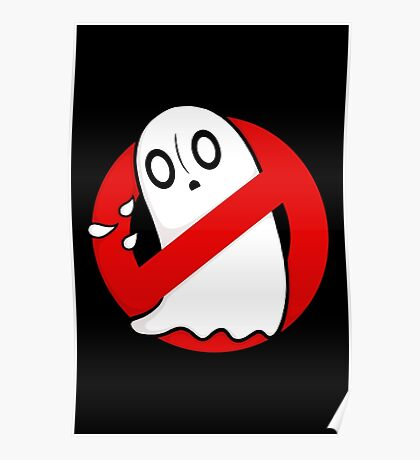 Ghostblookers Poster