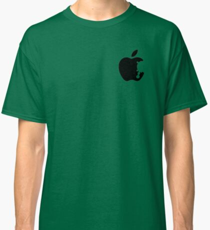 Dalek Apple White  Classic T-Shirt