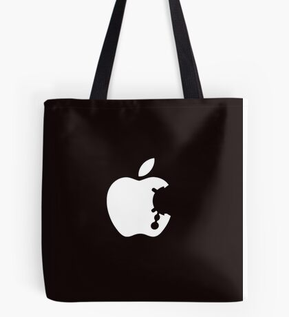 Dalek Apple Tote Bag