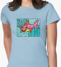 Fintastic! Womens Fitted T-Shirt