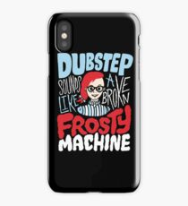 DUBSTEP WENDY iPhone Case/Skin