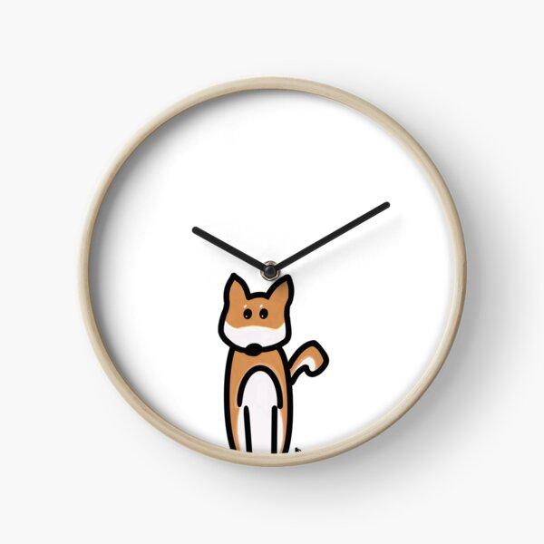 Shiba Clock
