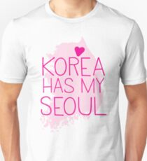 KOREA has my SEOUL T-Shirt