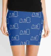 WHOse Line Is It, Anyway? Mini Skirt
