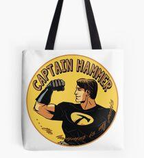 capt hammer Tote Bag