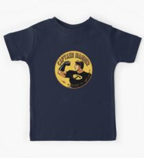 capt hammer Kids Clothes