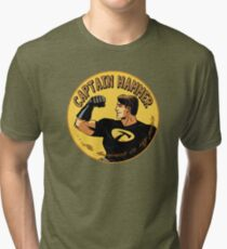 capt hammer Tri-blend T-Shirt