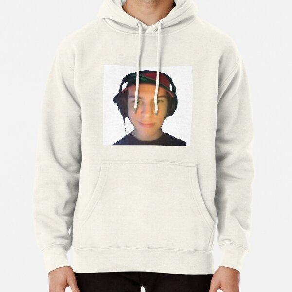 FranzJ INT-J Stare Pullover Hoodie