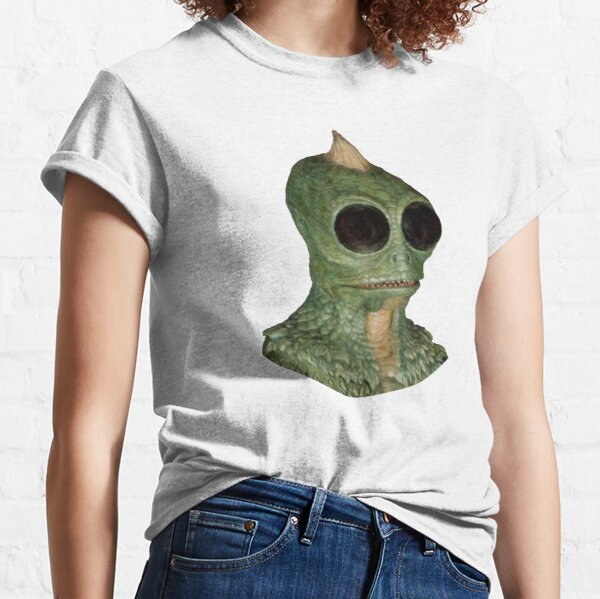 Sleestak - Land of the Lost fan art Classic T-Shirt