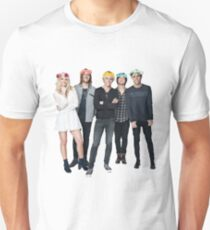 R5 Flower Crown Group Shot Unisex T-Shirt