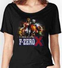 F-ZERO X Women's Relaxed Fit T-Shirt